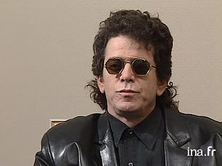 Interview Lou Reed