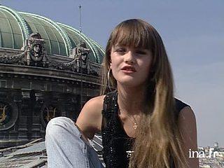 Interview Vanessa Paradis sur les toits du Palais Garnier