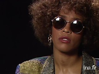 Interview de Whitney Houston