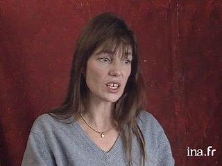 Jane Birkin souvenirs 1990