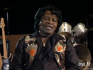 Interview James Brown