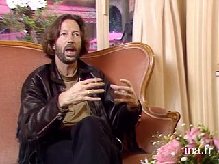 Interview Eric Clapton