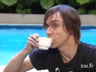 Interview Iggy Pop