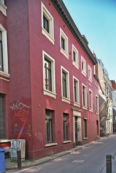 Rue du Berger 16-18