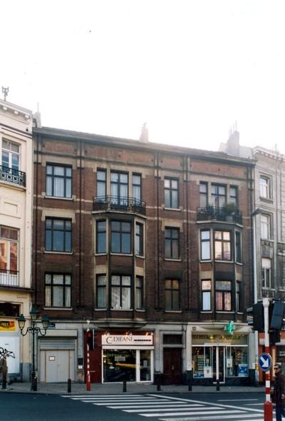 Avenue Henri Jaspar 135, 136, 137, 138