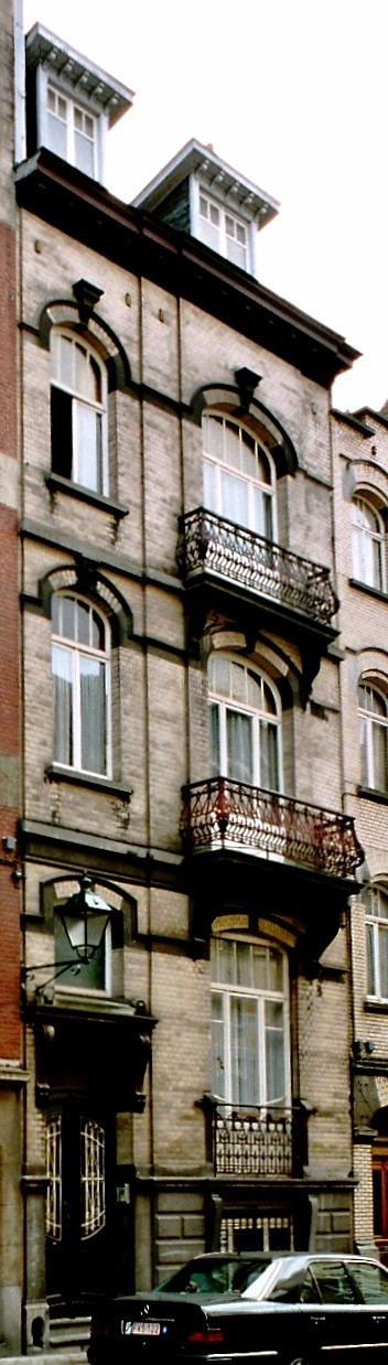Rue Jean Robie 28