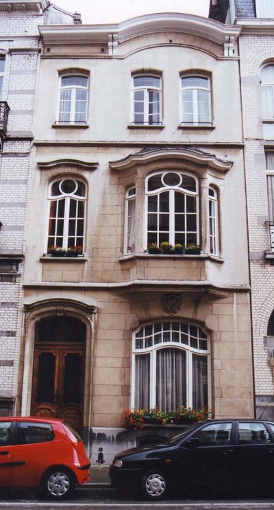 Rue André Fauchille 14