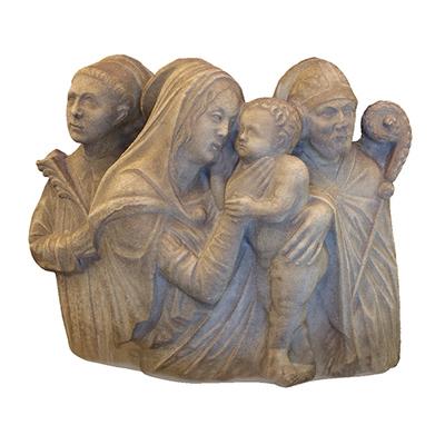Statue Artistic Artifact 1143 - 3D