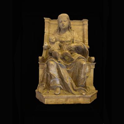 Statue Artistic Artifact 852 bis - Image