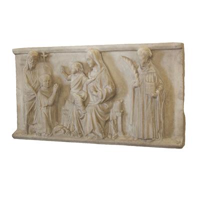 Plate Artistic Artifact 858 bis - 3D
