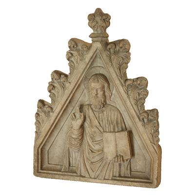 Pinnacled aedicula Artistic Artifact 964 - 3D