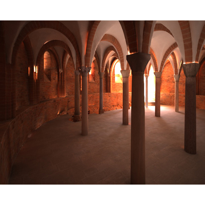 Church of San Giovanni in Conca - Historical Phase 02 - movie - 02