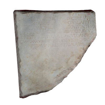 Inscription of Lucifer Archaeological Artifact Seletti - 288 - 3D