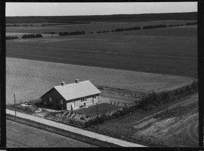 Aalborg Luftfoto - 1961
