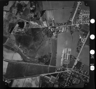 Landinspektørens Luftfoto Opmåling - 1970-05-06