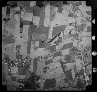 Landinspektørens Luftfoto Opmåling - 1963-05-07
