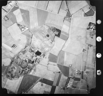 Landinspektørens Luftfoto Opmåling - 1973-04-24