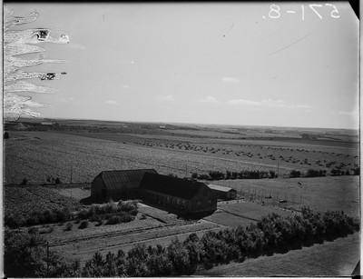 Odense Luftfoto - 1951