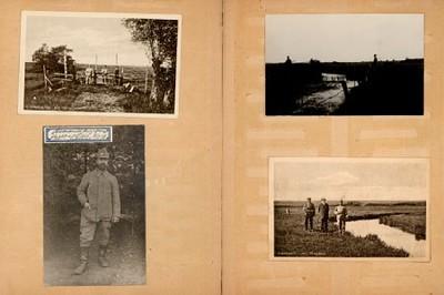 Fotografier fra den Dansk-Tyske grænse