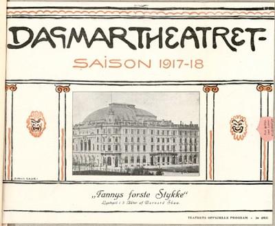 Fannys første Stykke : Lystspil i 3 Akter af Bernard Shaw