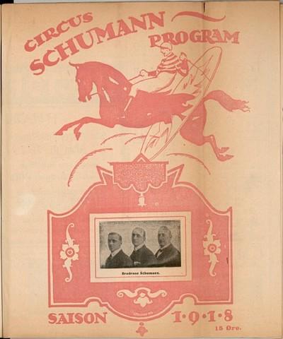 Program : Circus Schumann