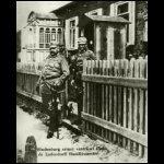 Hindenburg német vezérkari főnök és Ludendorff főszállásmester