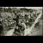 Egy hadtáp-út képe az Isonzó-melléken