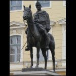 Szegedi Huszárezred emlékműve