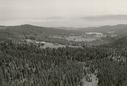 Flyfoto over Tempervollen - Lavollen - Baklidam
