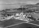 Ranheim med papirfabrikken 1959
