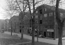 Brygger i Kjøpmannsgata, 1945