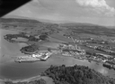 Flyfoto av Levanger