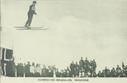 En hopper i Gråkallbakken