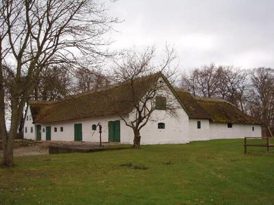 Museumsgården ved Keldbylille