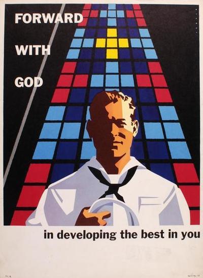 Forward with God