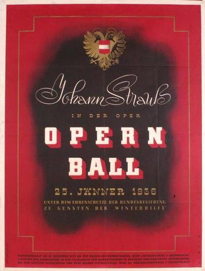 Opernball 1936