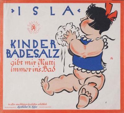 Isla Kinderbadesalz