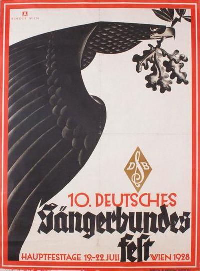 10. Deutsches Sängerbundesfest