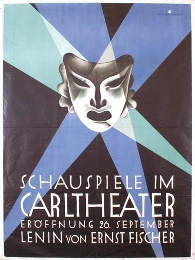 Schauspiele im Carltheater
