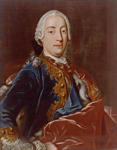 Herzog Ernst Friedrich von Sachsen-Coburg-Saalfeld (1724-1800)