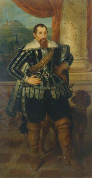Johann Casimir von Sachsen-Coburg (1564 - 1633; Herzog 1586 -1633)