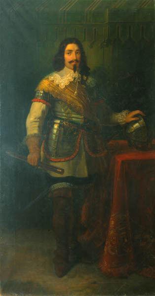 Herzog Bernhard von Weimar (1604 - 1639)