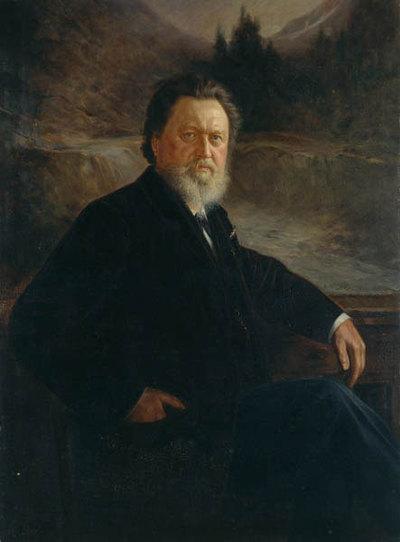 Max Brückner (1836 - 1919)