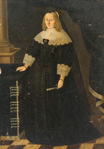 Hedwig, Kurfürstin und Herzogin zu Sachsen, geb. Prinzessin von Dänemark und Norwegen (1581-1641) ?