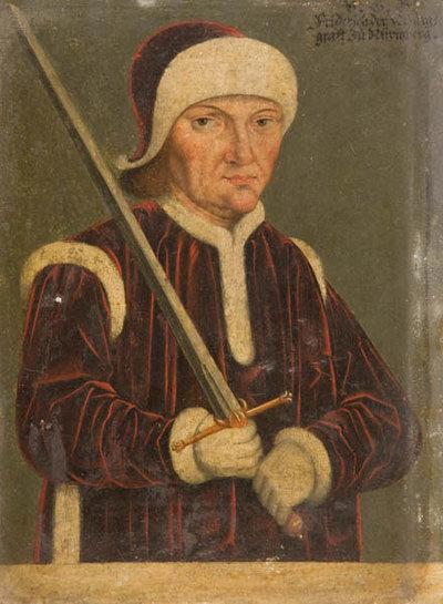 Burggraf Friedrich V. von Nürnberg (vor 1332-1398)