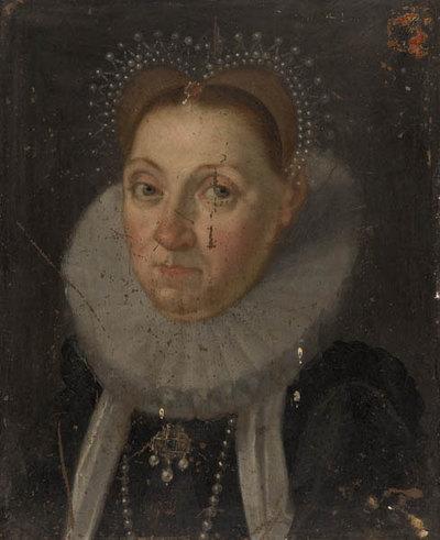 Sophie Herzogin von Mecklenburg (1557-1631) ?, Gemahlin von Friedrich II., König von Dänemark