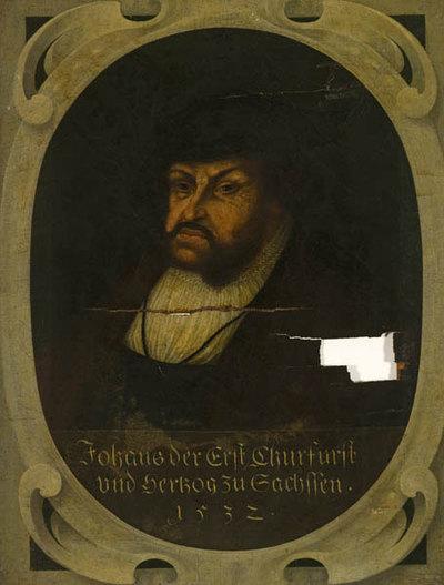 Johann der Beständige, Kurfürst von Sachsen (1468-1532)