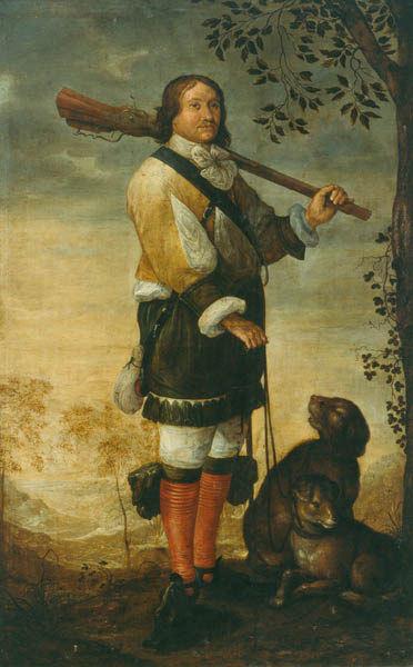 Der Büchsenspanner Johann Casimirs, Herzog von Sachsen-Coburg