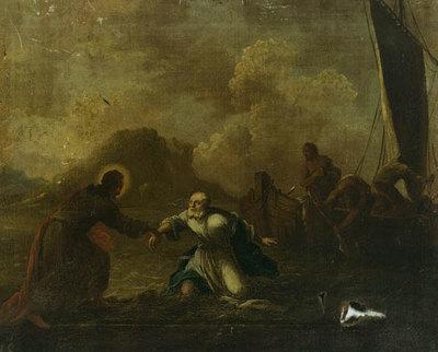 Der Fischzug des hl. Petrus