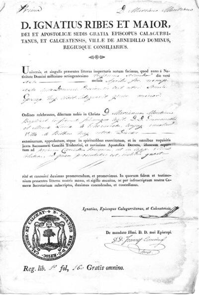 Archivo Agustín Montiano. 08-05 [Recurso electrónico]